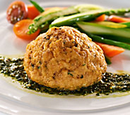 Egg Harbor (8) 6 oz. Maryland Style Crab Cakes - M53984