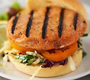 Graham & Rollins (10) 3.5 oz. Gourmet Salmon Burgers Auto-Delivery - M53885