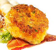 Stone Silo (12) 3-oz Lobster and Shrimp Cakes - M107286
