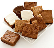 Cheryls 10-Piece Assorted Brownie Box - M111586
