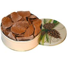 Milk Chocolate-Covered Potato Chips from Utz Snacks