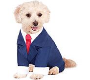 Rubies Business Suit Pet Costume - Large - M116186