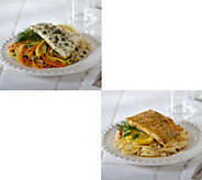 The Perfect Gourmet (10) 3.4 oz. Choice of Tilapia Auto-Delivery - M47486