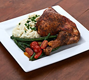 Ships 12/4 Andy Garcia Foods (6) 12oz Smoked Chicken - M56586