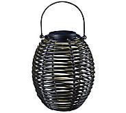 Kenroy Home Coil Portable Solar Lantern - M114187