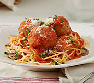 Ships 12/5 Mama Mancinis 6lbs Florentine Meatballs Auto-Delivery - M51387