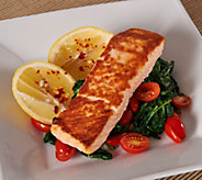 Anderson Seafoods (8) 6oz. Fresh Scottish Salmon Filets - M115988