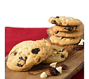 Davids Cookies 2-lb Fresh Baked Cherry White Chip Cookies - M116488