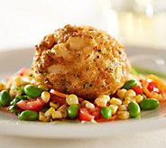 Great Gourmet (12) 8 oz. Colossal Shrimp Cakes - M50988