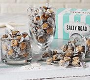 The Salty Road 90 Piece Salt Water Taffy Sampler - M54288