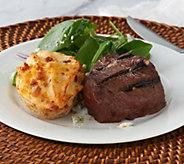 Kansas City (6) 6-oz Filet Mignon & (6) Potatoes Auto-Delivery - M58288