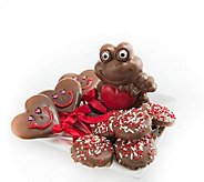 Landies Candies Valentines Day Kissed by aFrog Chocolate - M115689