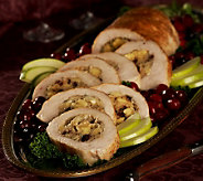 The Perfect Gourmet 2.7 lb. Choice of Turkey Roulade - M29089