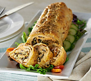 H. Forman & Son 1.9 lb. Puff Pastry Stuffed with Scottish Salmon - M51789