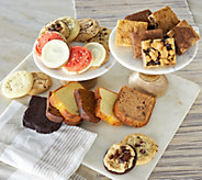 Cheryls 24 Holiday Cookies, Cakes, and Brownies Auto-Delivery - M53489