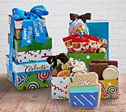 Hebert Candies Happy Birthday Basket - M117090