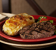 Kansas City (8) Top Sirloin Steaks & (8) Baked Potatoes Auto-Delivery - M42590
