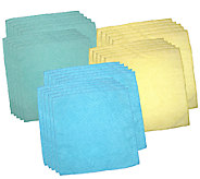 Don Asletts 30-Piece Microfiber Towel Set - M114991