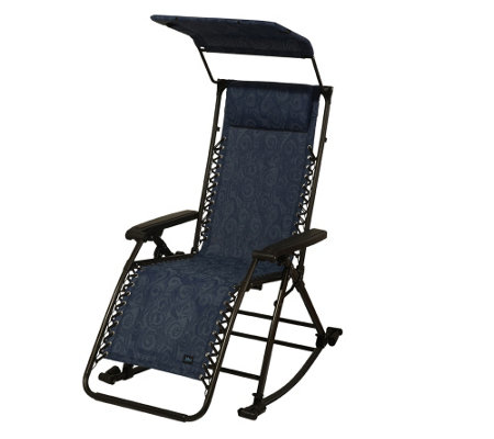 Quot As Is Quot Bliss Hammocks Rocking Gravity Free Recliner With