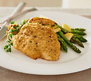 Stuffin Gourmet (12) 4 oz. Lemon or Garlic Breaded Chicken - M48391