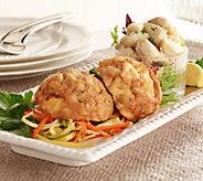 Graham &Rollins (10) 3 oz. Crab Cakes & 1 lb. Jumbo Lump Crab Meat - M48891