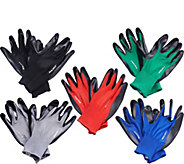 5 Pair All-Purpose Utility Glove by Maxfit - M51091