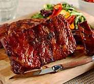 Corkys BBQ (5) 1 lb. Competition Style BBQ Seasoned Ribs - M54391