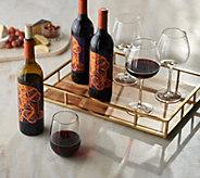 Martha Stewart Wine Co. 3 Bottle Set - M57691