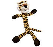 Braidz Tiger Large Dog Toy - M109392