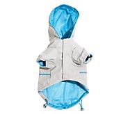 Silver Paw Rain Jacket - M116892