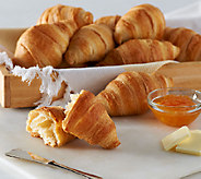 Authentic Gourmet (36) Imported French Classic Butter Croissants - M47592