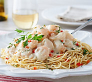 The Perfect Gourmet (2) 2 lbs. of Shrimp Alfredo - M52292