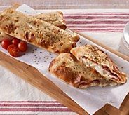 Leonettis (6) 12-oz World Famous Gourmet Meat Stromboli - M56792