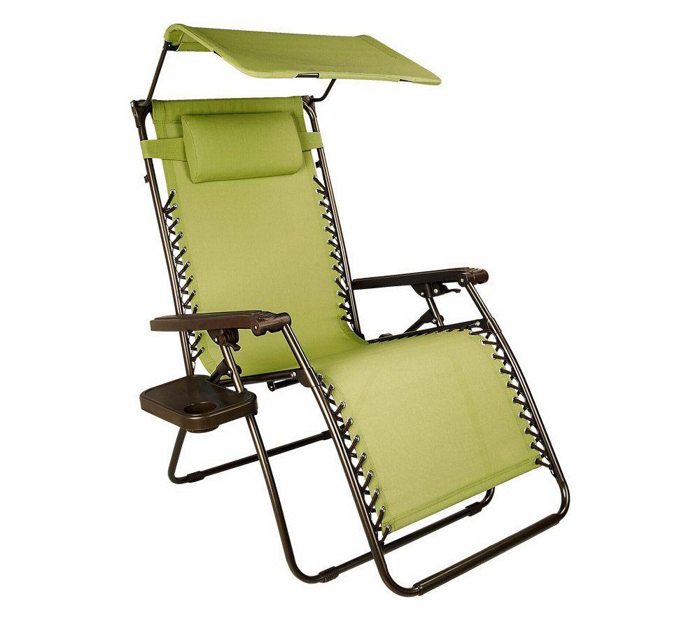 bliss hammocks xl gravity free recliner w tray  u0026 canopy with uv protection   page 1  u2014 qvc   bliss hammocks xl gravity free recliner w tray  u0026 canopy with uv      rh   qvc