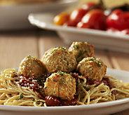 Stuffin Gourmet (72) Parmesan Crust Meatballs & 2lb. Sauce Auto-Delivery - M42993
