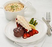 Lobster Gram (6)5-6oz Tails (6)4oz Filet Mignon & (3)18oz Chowder - M45293
