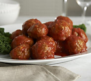 Mama Mancinis 6 lbs. of Mozzarella Stuffed Meatballs - M54093