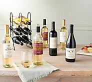 Vintage Wine Estates Spring Classics 12 Bottle Wine Set - M58793