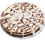 Davids Cookies No Sugar Added Marble Chocolate Truffle Cake - M116494