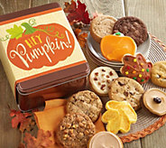 Cheryls Hey Pumpkin Cookie Tin - M116694