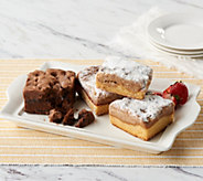 Davids Cookies (16) 6-oz Crumb Cake Assortment - M56294