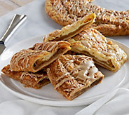 Racine Danish (2) 22 oz. Caramel Apple & Pumpkin Creme Kringles - M51695