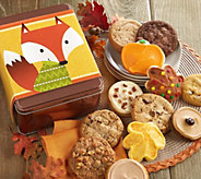 Cheryls Fox Character Cookie Tin - M116696
