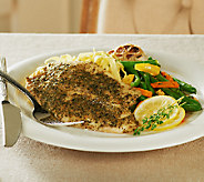 Anderson Seafoods (8) 6oz Fresh Garlic Seasoned Tilapia Filets - M48096