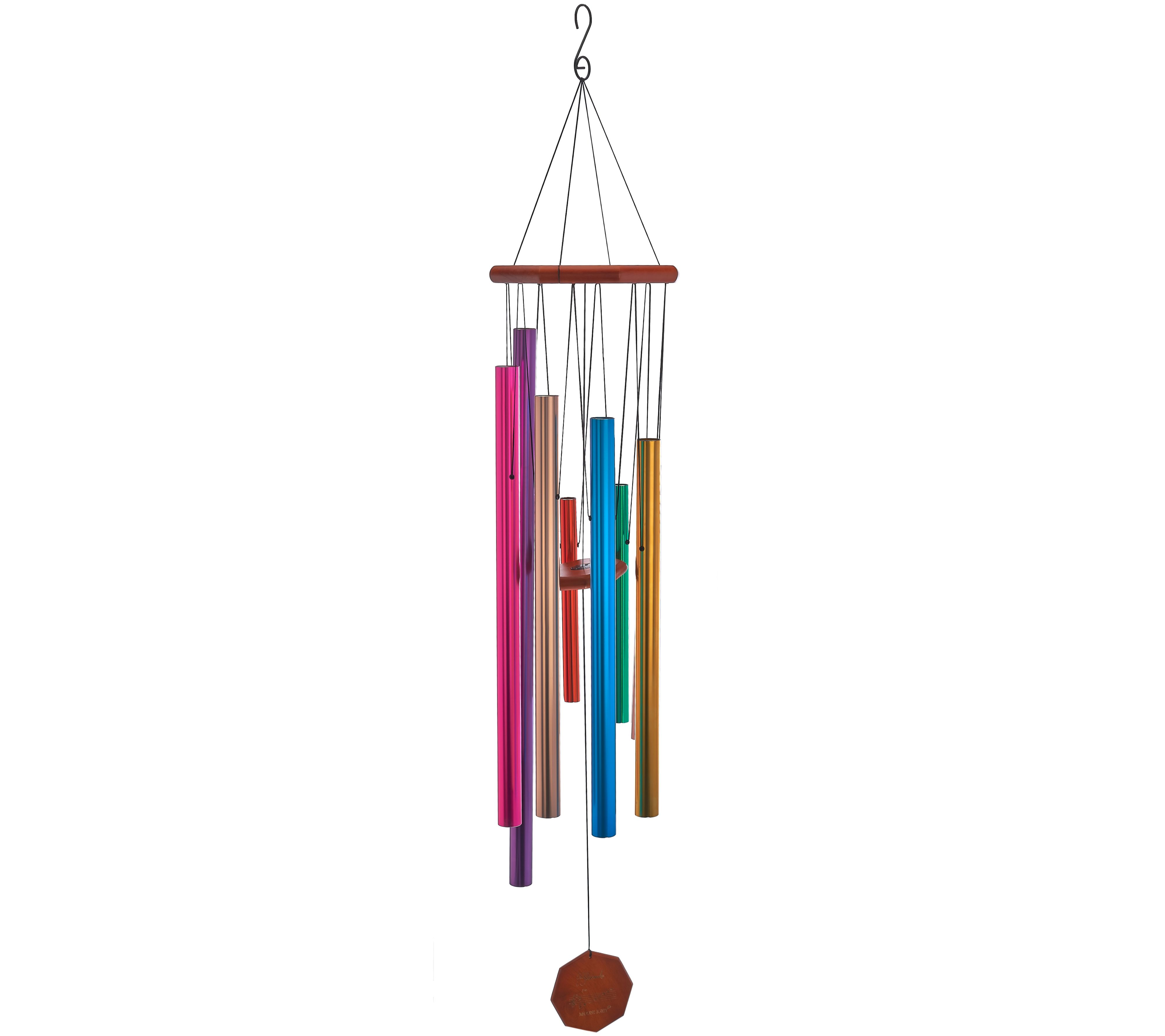 Jw Stannard 40 Quot Hand Tuned Solid Or Hummingbird Wind Chime