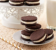 Callies Charleston Biscuits 18pc. Cocoa & Cream Cookies - M51996
