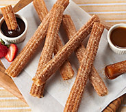 White Toque 19 Count Churros with Cinnamon Sugar - M54696