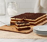 SH 11/6 Classic Cake 3.5 lb. Individually Sliced Gourmet Cake - M55296