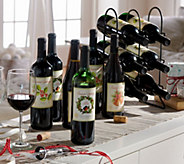 Vintage Wine Estates 12 Bottle Holiday Wine Set - M51397