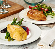 The Perfect Gourmet (8) 5.25 oz. Glazed Chicken Breasts - M54697